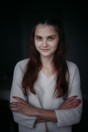 май 2020, Настя