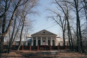 апрель 2021, Кирпичка