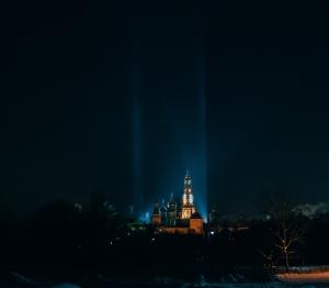 январь 2021, свет