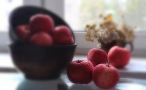 Яблочки из Выпуково)
