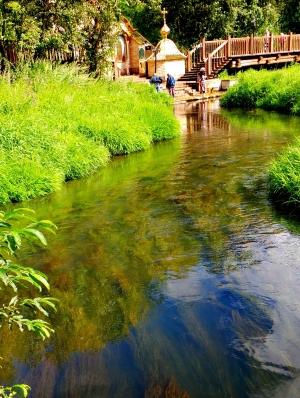 Пажа - река