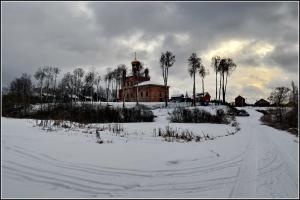 Сегодня в Шарапово