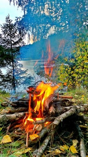Осень на Лесном
