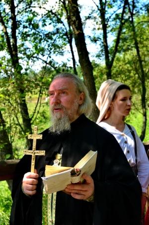Протоиерей Андрей Крашенинников
