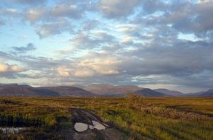 Дорога в горы 2