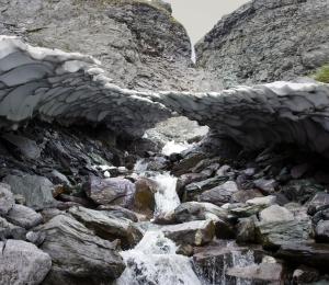 Тоннель в каньоне