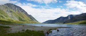 На озере Усвато