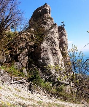Скалы у Кастрополя 3