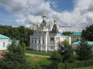 Храм праведной Елисаветы
