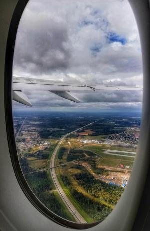 Только в полёте живут самолёты...