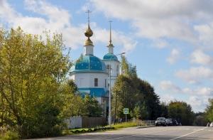 Церковь Благовещения Пресвятой Богородицы в Братовщине