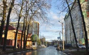 Улица Инженерная