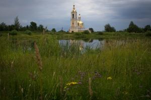 Храм Рождества Пресвятой Богородицы в селе Богородском
