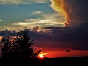 Чарующий закат