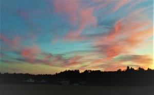 Раскрашенное небо