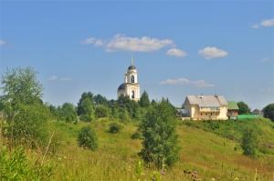 Неповторимая красота благословенной земли Радонежской!