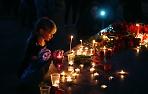 май 2016, свеча памяти