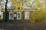Жилой дом усадьбы Есениных в с. Константиново