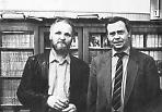 В.Н. Крупин и В.Г. Распутин