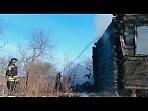 Двойной пожар в Селкове