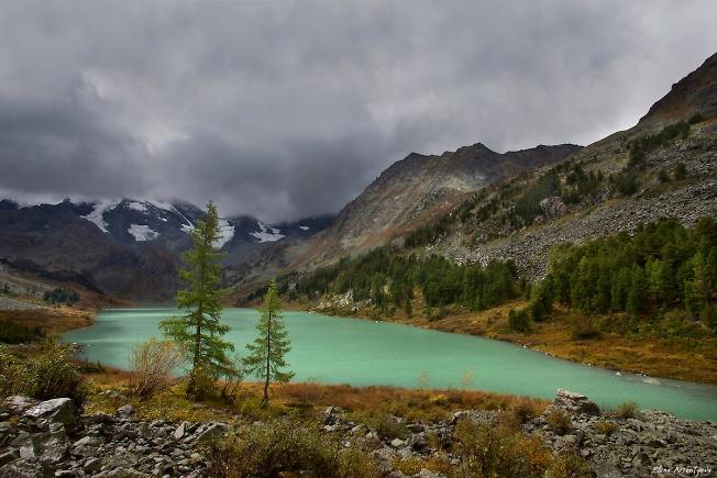 Поперечное озеро